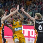 Pokalfinal Final Four 2014 Ratiopharm Arena