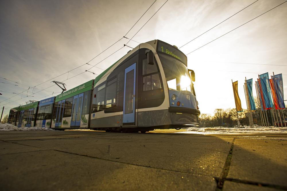 Straßenbahn Ulm